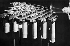 le diamond marimba d'Harry Partch