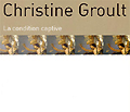 Christine Groult :: La Condition Captive :: Trace label :: 2007